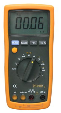 fluke 112 multimeter user manual